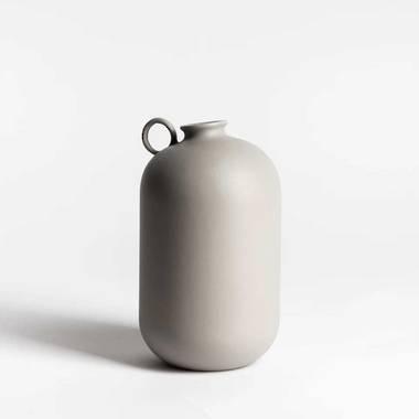 NED Flugen Vase Medium Grey