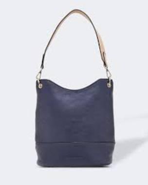 Jacqui Bag - Navy