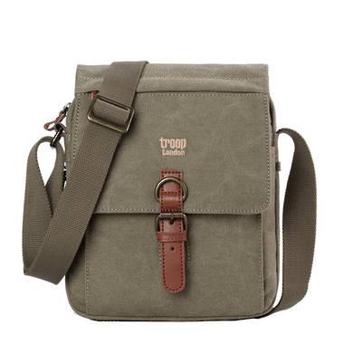 Classic Shoulder Bag - Khaki