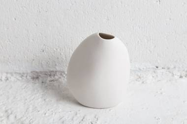 Harmie Vase Large - White