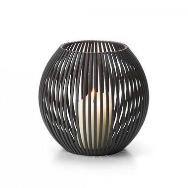 Phillipi Louisiana Metal Lantern - Short