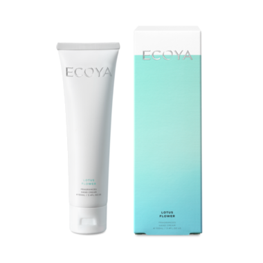 Ecoya Hand Cream - Lotus Flower