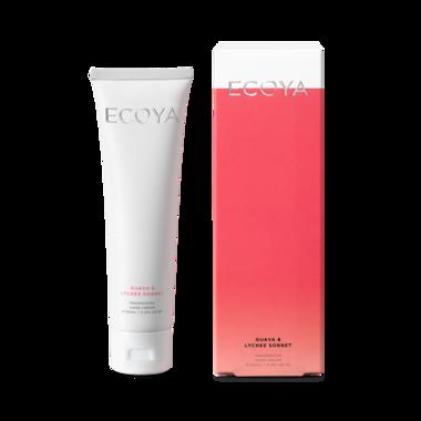 Ecoya Hand Cream - Guava & Lychee Sorbet