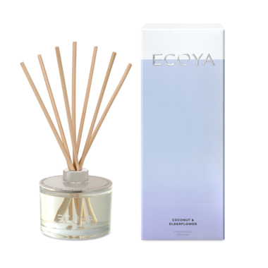 Ecoya Diffuser - Coconut & Elderflower