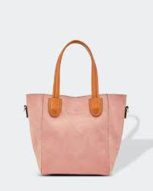 Sadie Bag - Blush