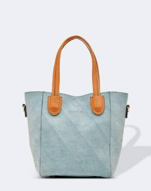 Sadie Bag - Chambray