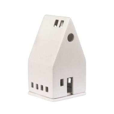 Porcelain Tealight House - Small House