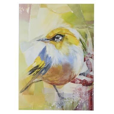 Sheila Brown Art - Wee Waxeye