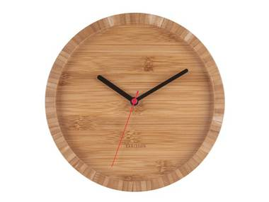 Karlsson Tom Wall Clock - Wood