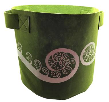 Eco Gallon Bag - Green