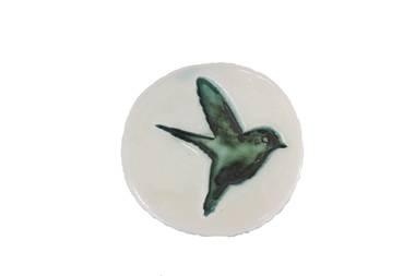 Monster ceramic - Bird Pebble