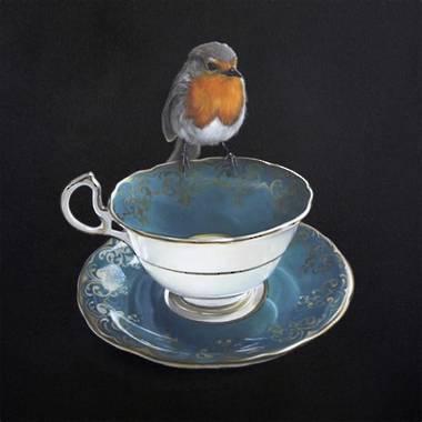Jane Crisp Art - Robin's Rest