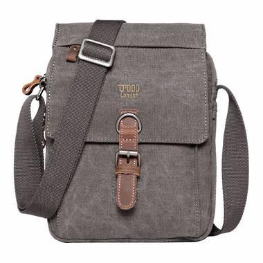 Classic Shoulder Bag - Charcoal