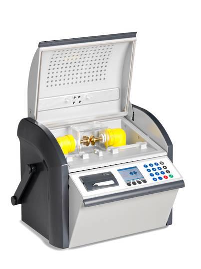 Baur DPA 75C 75kV Breakdown Voltage Tester