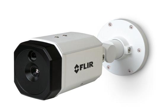 FLIR Elara FR-345-EST  Elevated Skin Temperature Screening CCTV