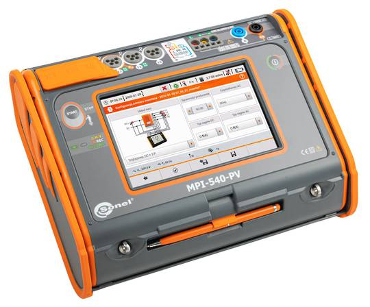 Sonel MPI-540-PV Multifunction Tester - CAT IV