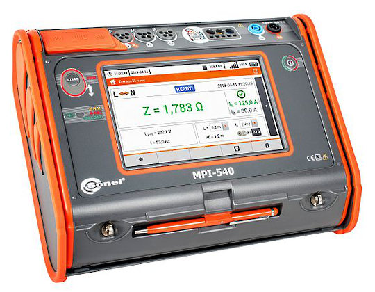 Sonel MPI-540 Multifunction Tester - CAT IV