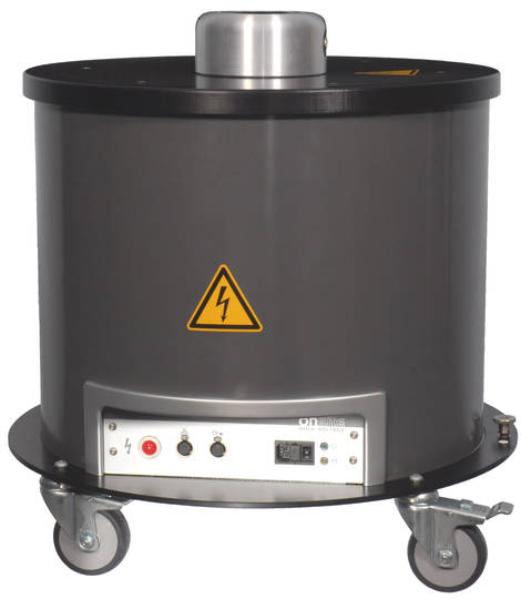 Damped AC (DAC)  Cable Diagnostics & PD Onsite MV30