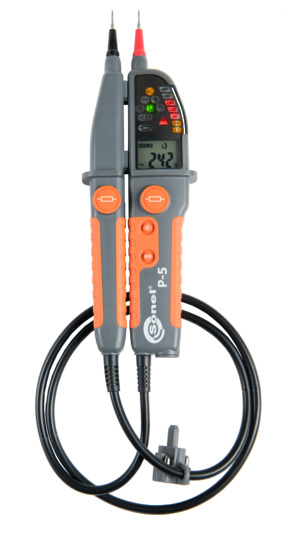 Sonel P5 Voltage Tester 2 pole
