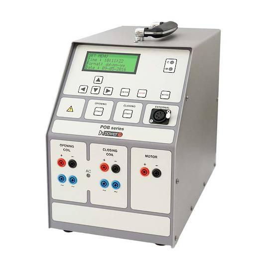 DV-Power POB II Series Coil Analyser & Power Supply Units