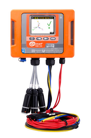 Sonel PQM 703 Power Quality Analyser