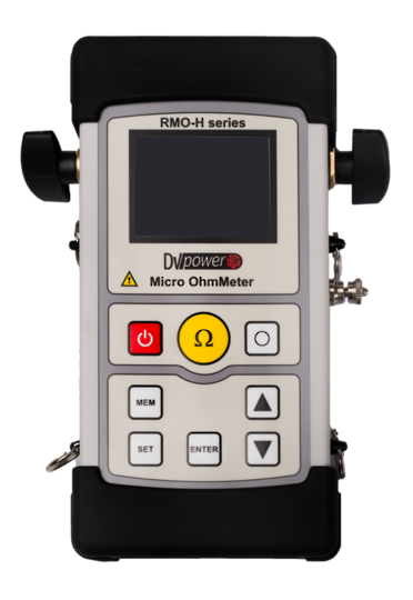 DV-Power RMO-Hx Series Micro Ohmeters