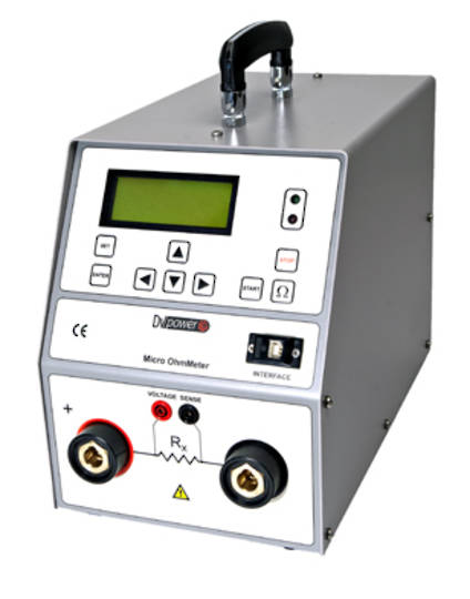DV-Power RMO-A series Micro Ohmmeters