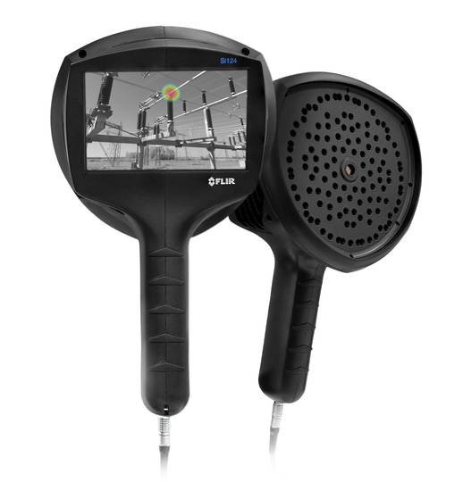 Si124 Acoustic Imaging Camera