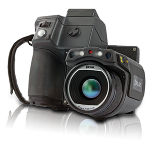 Flir T620 Thermal Imaging Cameras