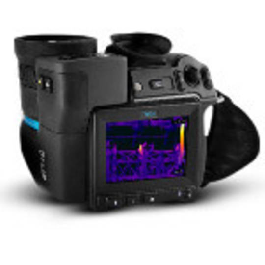 Flir T1K Thermal Imaging Cameras