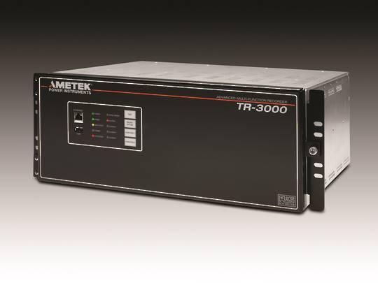 Ametek TR-3000 Digital Fault Recorder