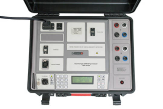 DV-Power Three-Phase Winding Ohmmeters & Tap Changer Analyzers - TWA Series