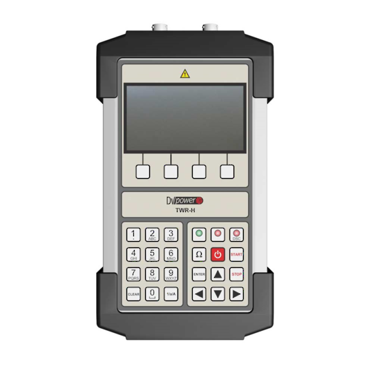 DV-Power TWR-H Handheld Transformer Turns Ratio and Winding Resistance Tester