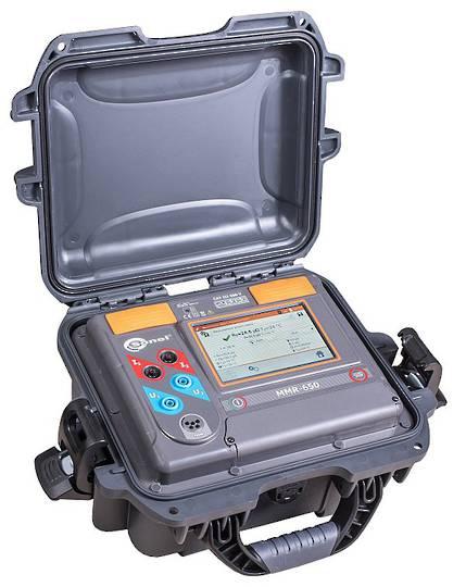 Sonel MMR-650 Micro Ohmmeter
