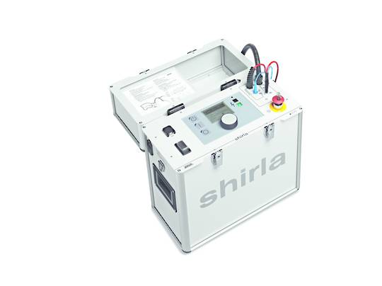 BAUR Shirla Cable Sheath Fault Location System (POPIE)