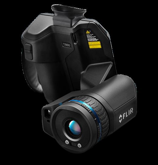 Flir T860 Thermal Imaging Camera (640x480 Pixels)