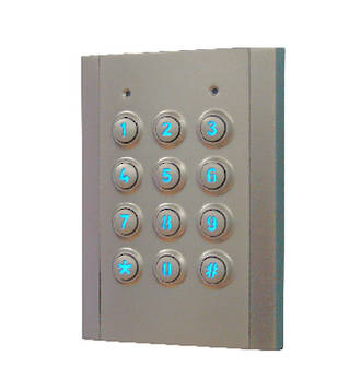 PRESCO VR43 OUTDOOR ACCESS CONTROL KEYPAD