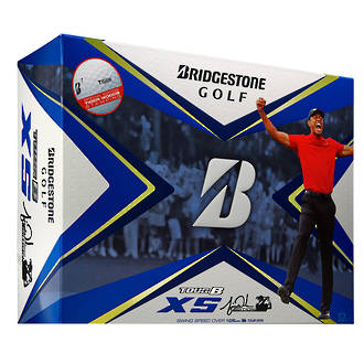 Bridgestone TOUR B XS (TIGER WOODS EDITION)