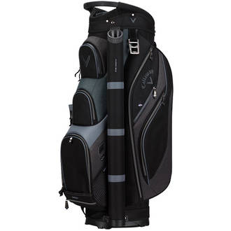 Callaway Forrester 2.0 Cart Bag - Black Titanium