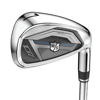 Wilson Staff D7 Irons - Graphite (4-SW)