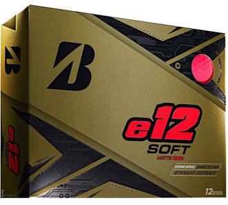 Bridgestone E12 Soft Matte Red