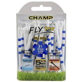 "Champ 3.25"" Fly Tee - My Hite"