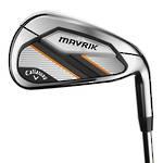 Callaway MAVRIK Irons - Steel 4-PW