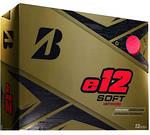 Bridgestone E12 Soft Matte Red