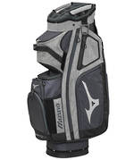 Mizuno BR-D4 Cart Bag Grey/Black