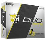 Wilson Staff Duo Soft Optix Yellow