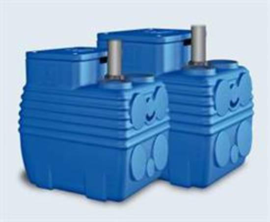 150 litre Pump Station