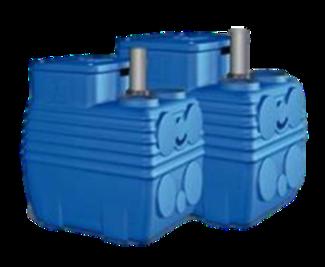 60 Litre Pump Station