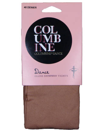 139C - Child Shimmer Tights 40d
