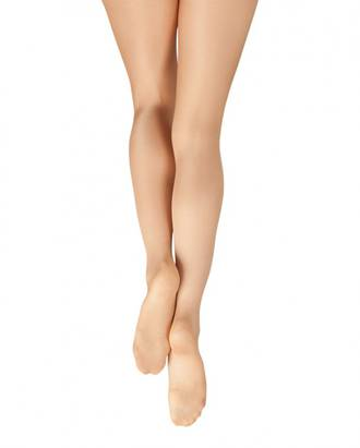 1808 - Adult  Sun Shimmer Footed tights